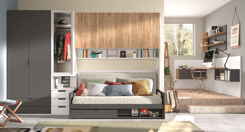 Habitaciones infantiles baratas for Habitaciones juveniles completas baratas