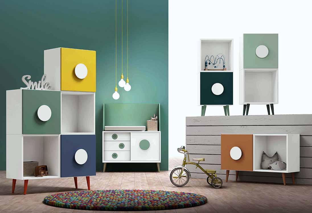 http://www.munozmuebles.net/nueva/catalogo/juveniles-modulares.html - Imagen  con muebles de arce en Madrid y provincia