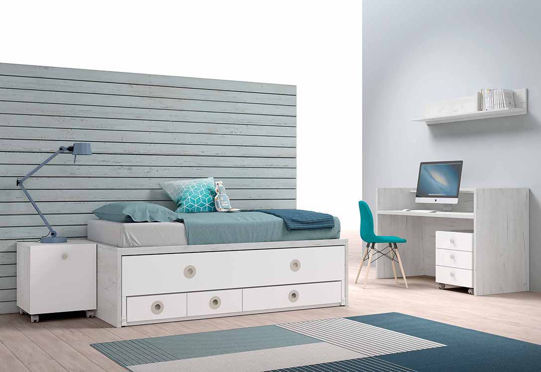 Compactos juveniles baratos - Muebles compactos juveniles ...