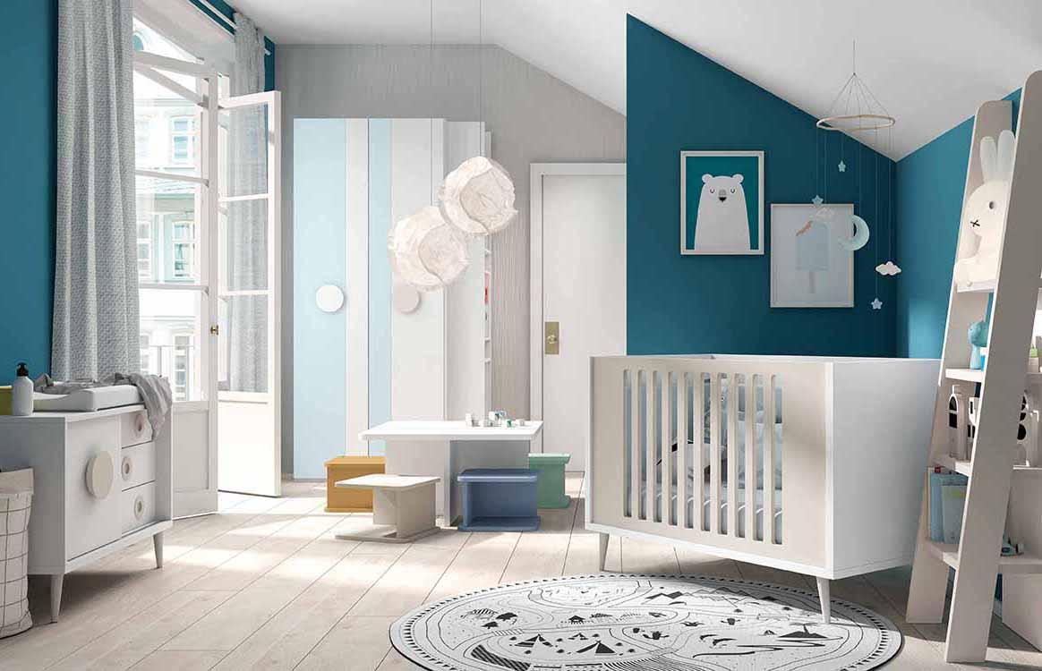 Habitaciones juveniles baratas online - Habitaciones modulares juveniles ...