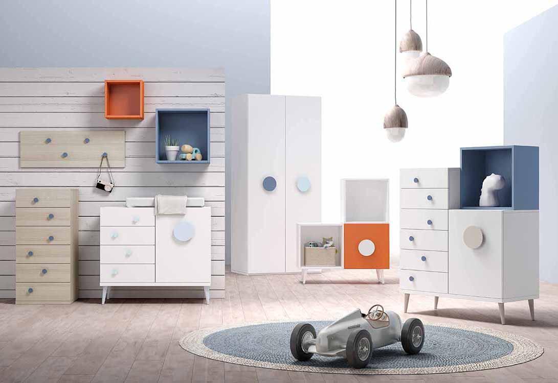Ofertas muebles dormitorio ninos 20170726172016 - Dormitorios modulares juveniles ...
