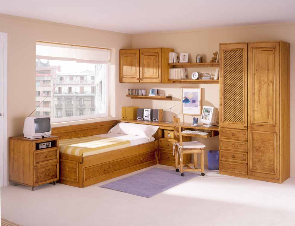 Dormitorios de matrimonio originales for Dormitorios juveniles modernos precios
