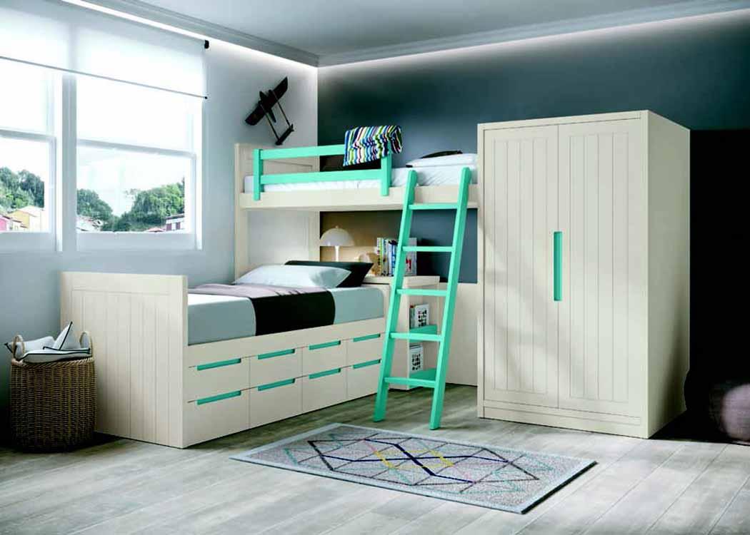 http://www.munozmuebles.net/nueva/catalogo/juveniles-macizos.html - Fotos con  muebles de madera de cedro
