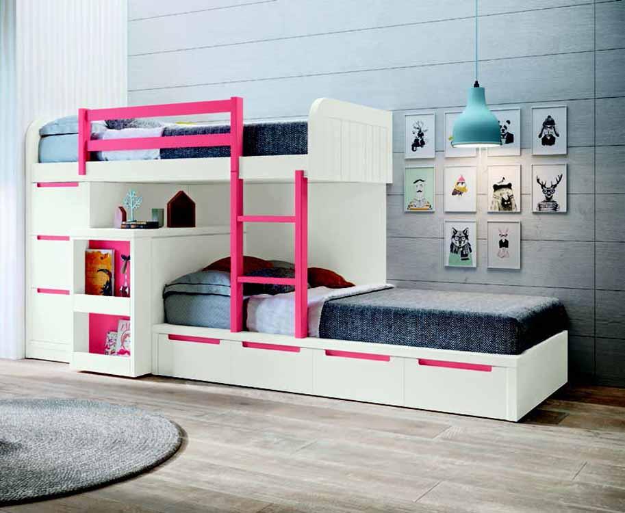 http://www.munozmuebles.net/nueva/catalogo/juveniles-macizos.html - Encontrar  muebles de color grana
