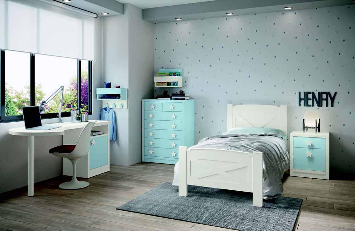 http://www.munozmuebles.net/nueva/catalogo/juveniles-macizos.html - Fotografía de  muebles en tonos claros