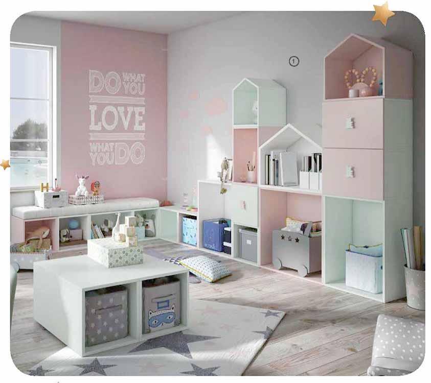 Habitaciones modernas de calidad - Habitaciones modulares juveniles ...
