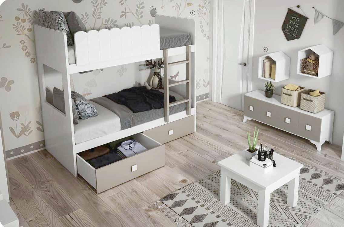 ver fotos de camas dobles