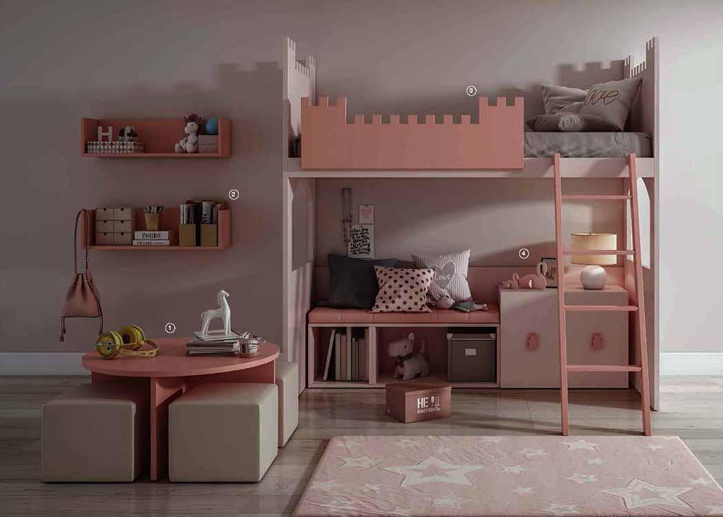 http://www.munozmuebles.net/nueva/catalogo/juveniles-macizos.html -  Espectaculares muebles prácticos en la provincia de Toledo