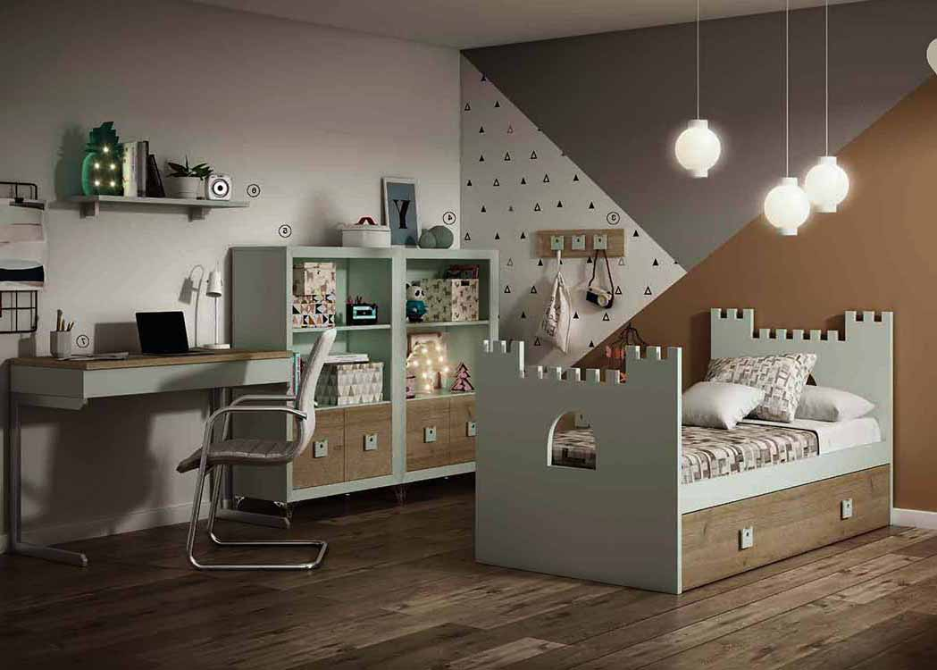 Muebles juveniles en madrid for Fabrica de muebles juveniles en madrid