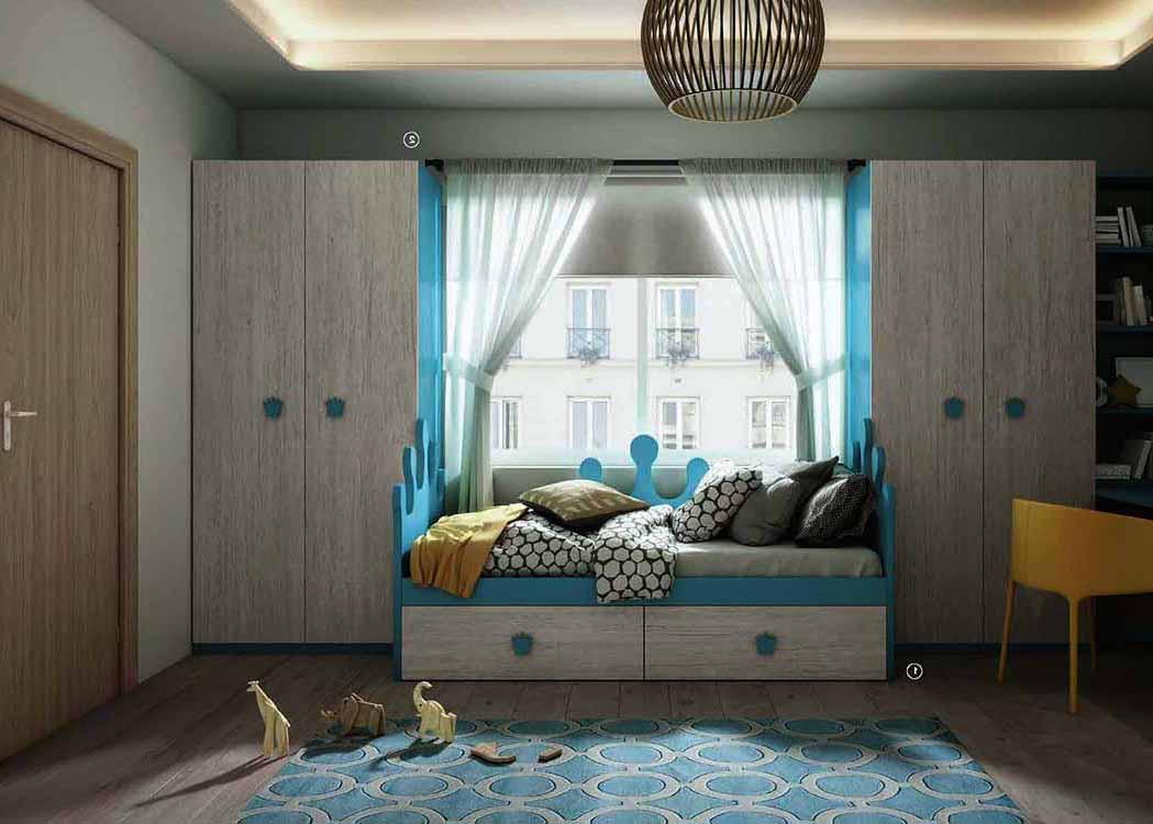 Muebles juveniles madrid for Fabrica de muebles juveniles en madrid