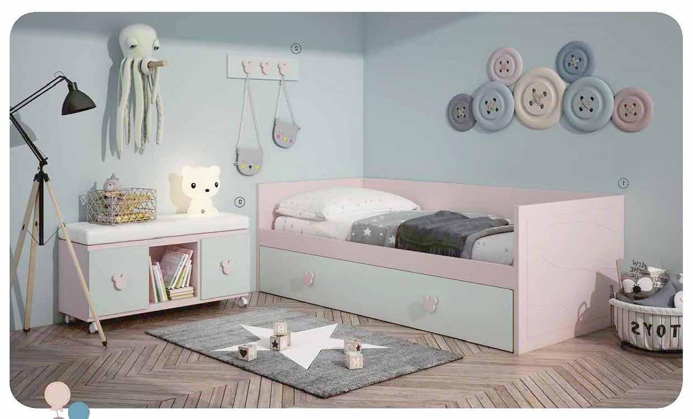 Fotos dormitorios infantiles - Imagenes dormitorios infantiles ...