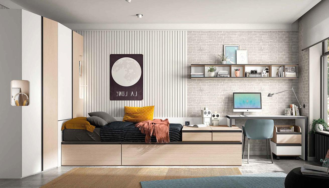 Ofertas dormitorios juveniles for Ofertas de muebles juveniles