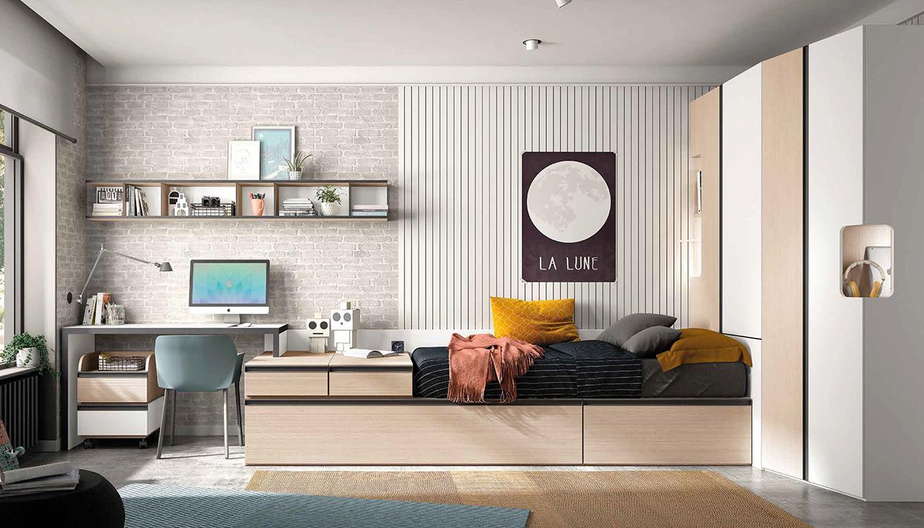 http://www.munozmuebles.net/nueva/catalogo/juveniles-modulares.html - Encontrar  muebles con estilo
