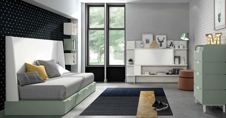Precio de dormitorios juveniles for Dormitorios precios