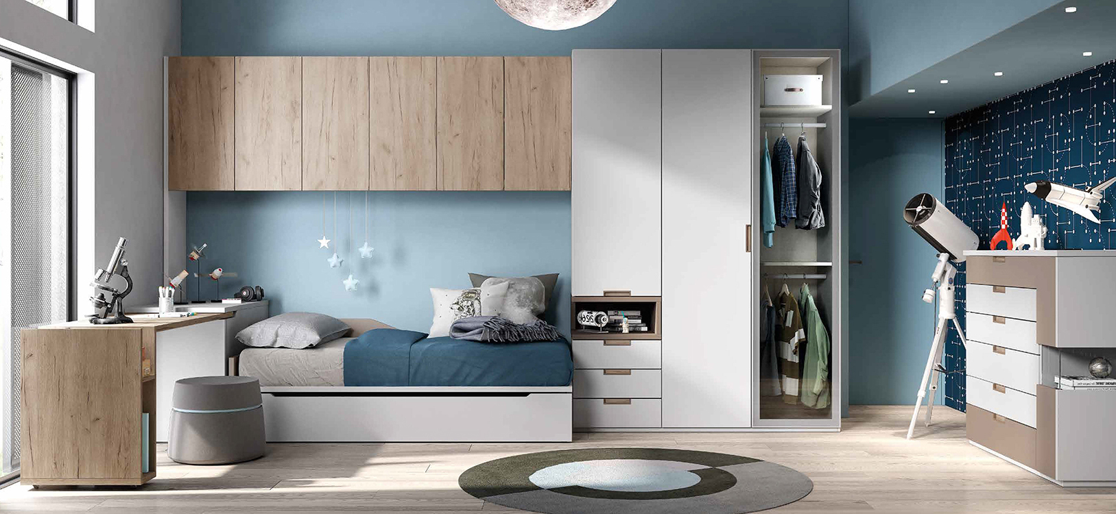 Precio dormitorios juveniles for Dormitorios juveniles modernos precios