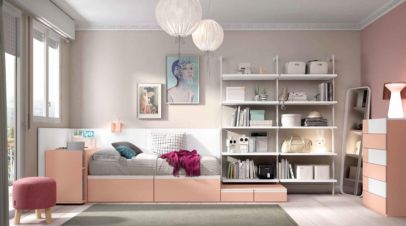 Habitaciones juveniles originales - Imagenes dormitorios juveniles ...