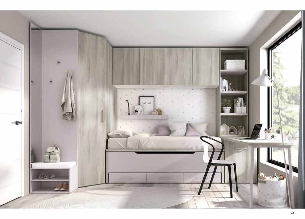 http://www.munozmuebles.net/nueva/catalogo/juveniles-modulares.html - Comprar  muebles de nivel medio