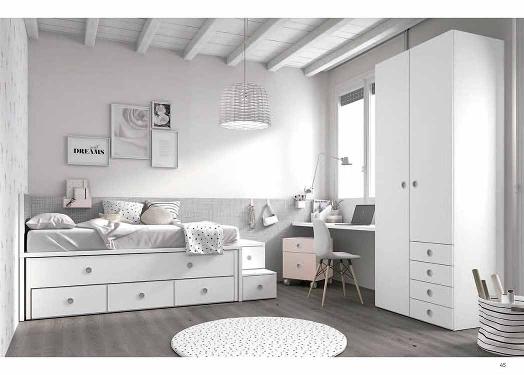 http://www.munozmuebles.net/nueva/catalogo/juveniles-modulares.html - Comprar  muebles vintage baratos