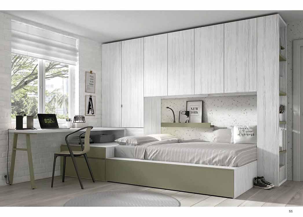 http://www.munozmuebles.net/nueva/catalogo/juveniles-modulares.html - Gama de  muebles elegantes en la provincia de Toledo