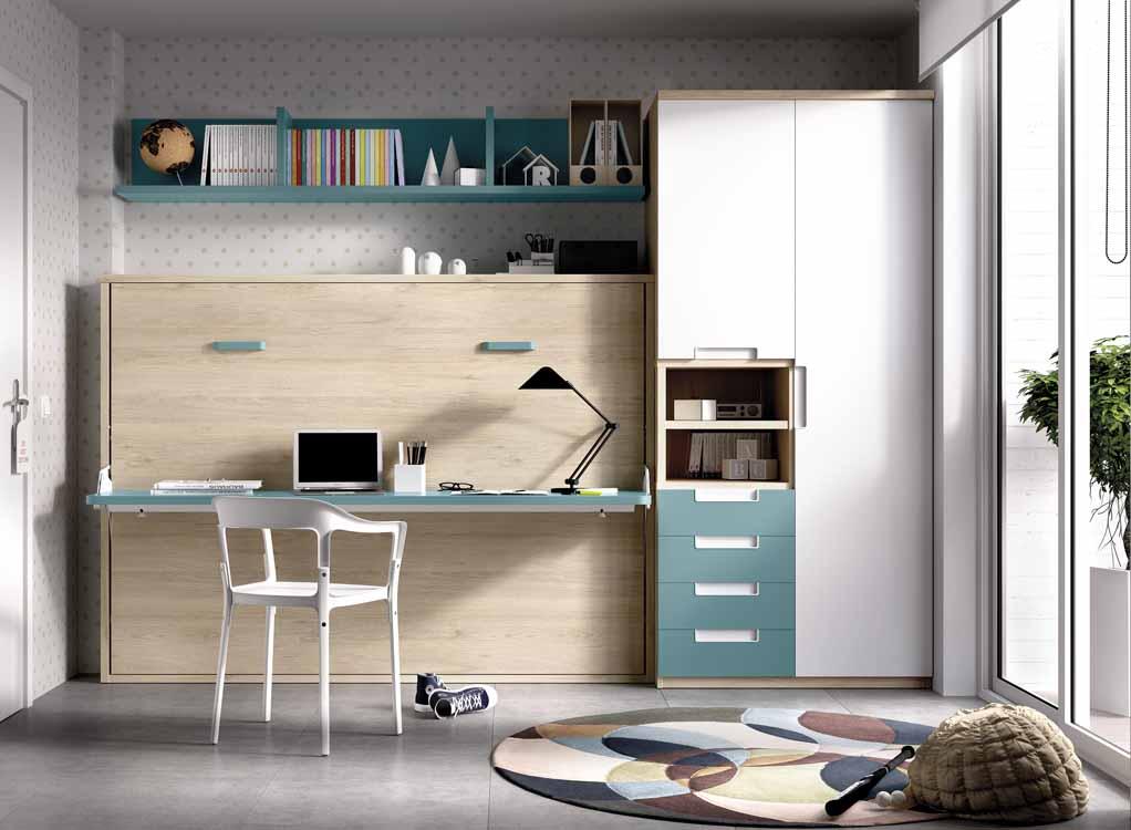 http://www.munozmuebles.net/nueva/catalogo/juveniles-modulares.html - Medidas  de muebles modernos