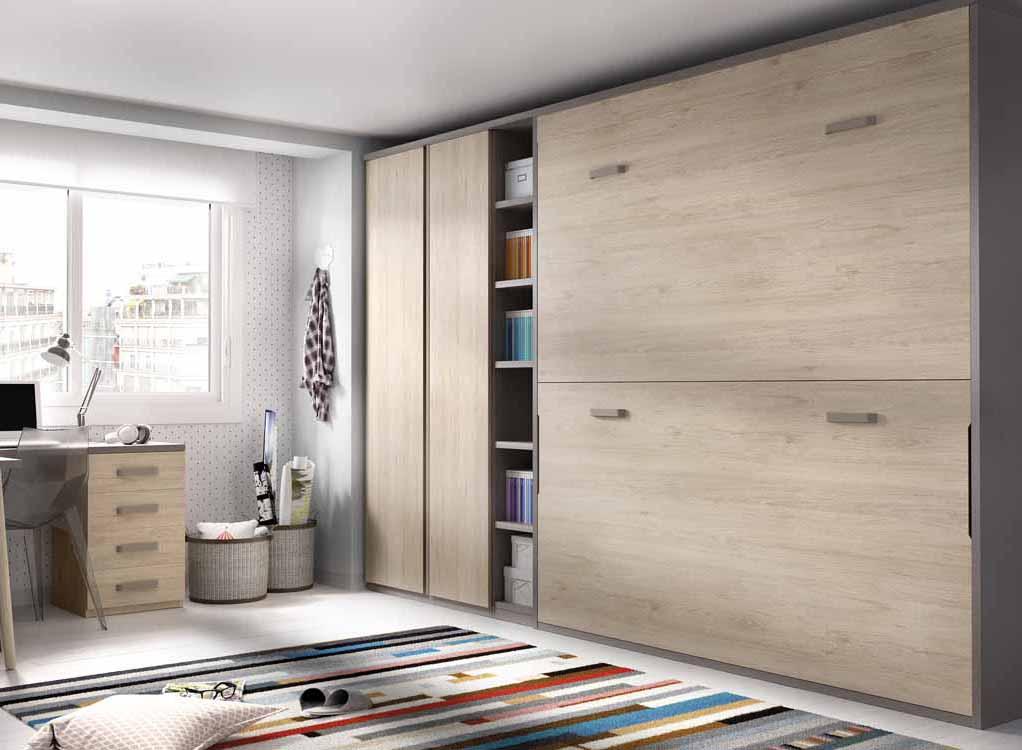 Dormitorio juvenil barato online for Muebles juveniles baratos