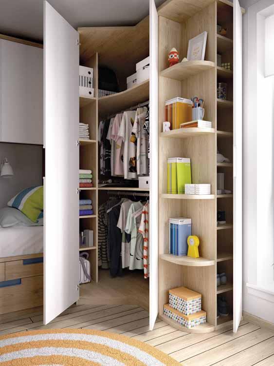 http://www.munozmuebles.net/nueva/catalogo/juveniles-macizos.html - Mueble en  blanco y burdeos en Madrid sur