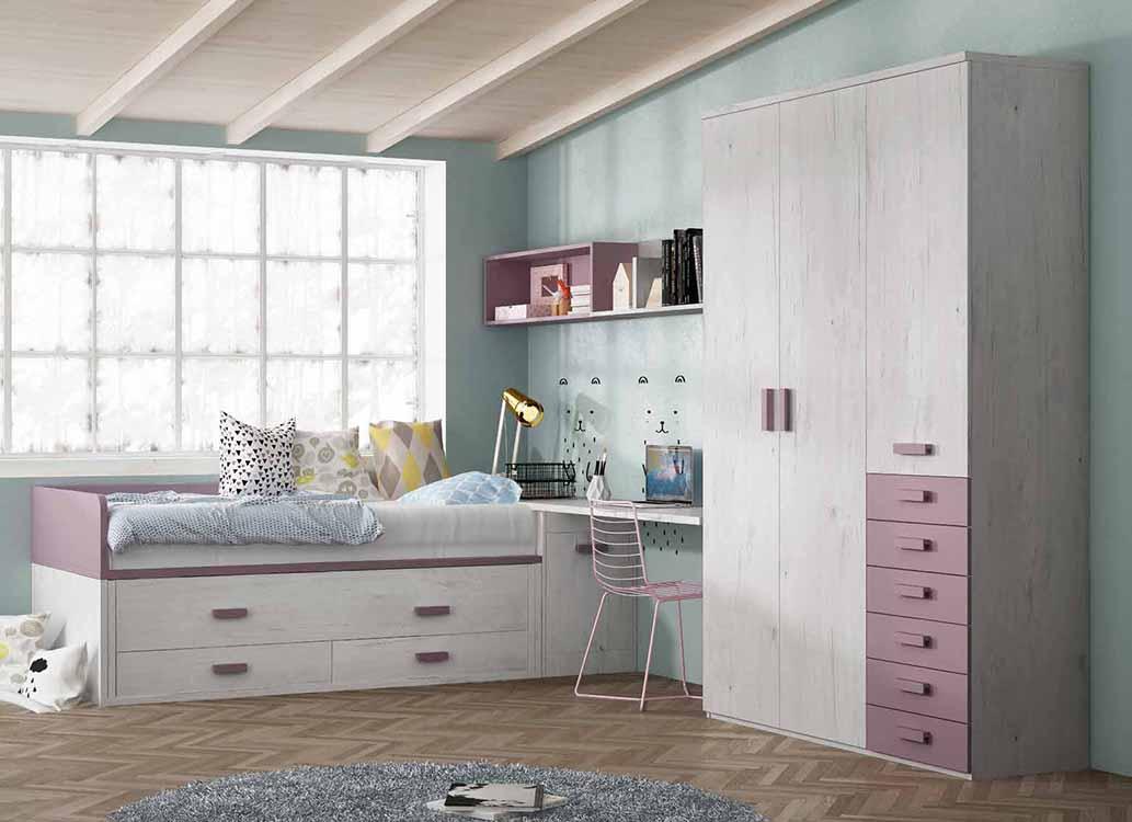 fotos de camas individuales