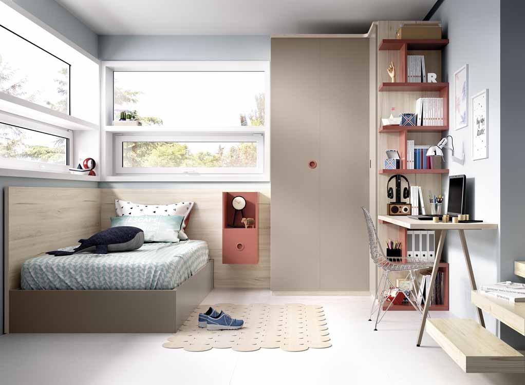 http://www.munozmuebles.net/nueva/catalogo/juveniles-macizos.html - Fotografía con  muebles de color blanco nieve
