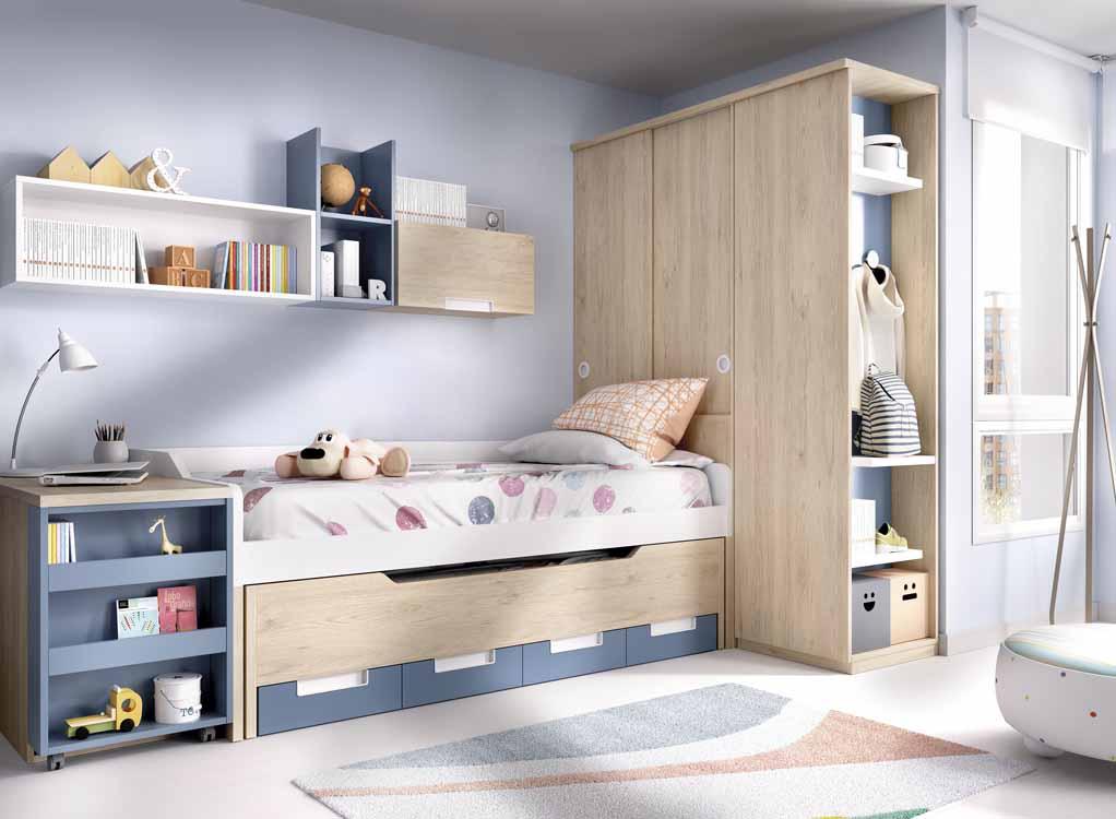 Muebles mu oz cat logo de muebles juveniles modulares for Catalogo de muebles juveniles