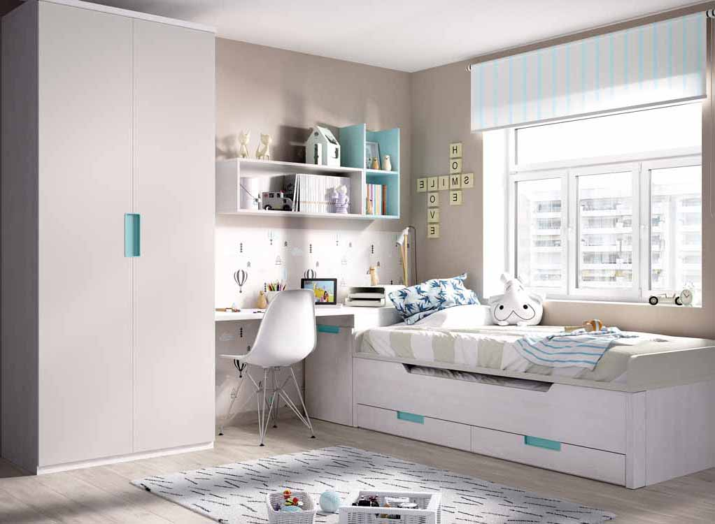 Dormitorio juvenil dise o - Dormitorios de diseno ...