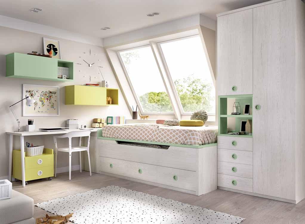 Muebles mu oz cat logo de muebles juveniles modulares - Catalogos dormitorios juveniles ...