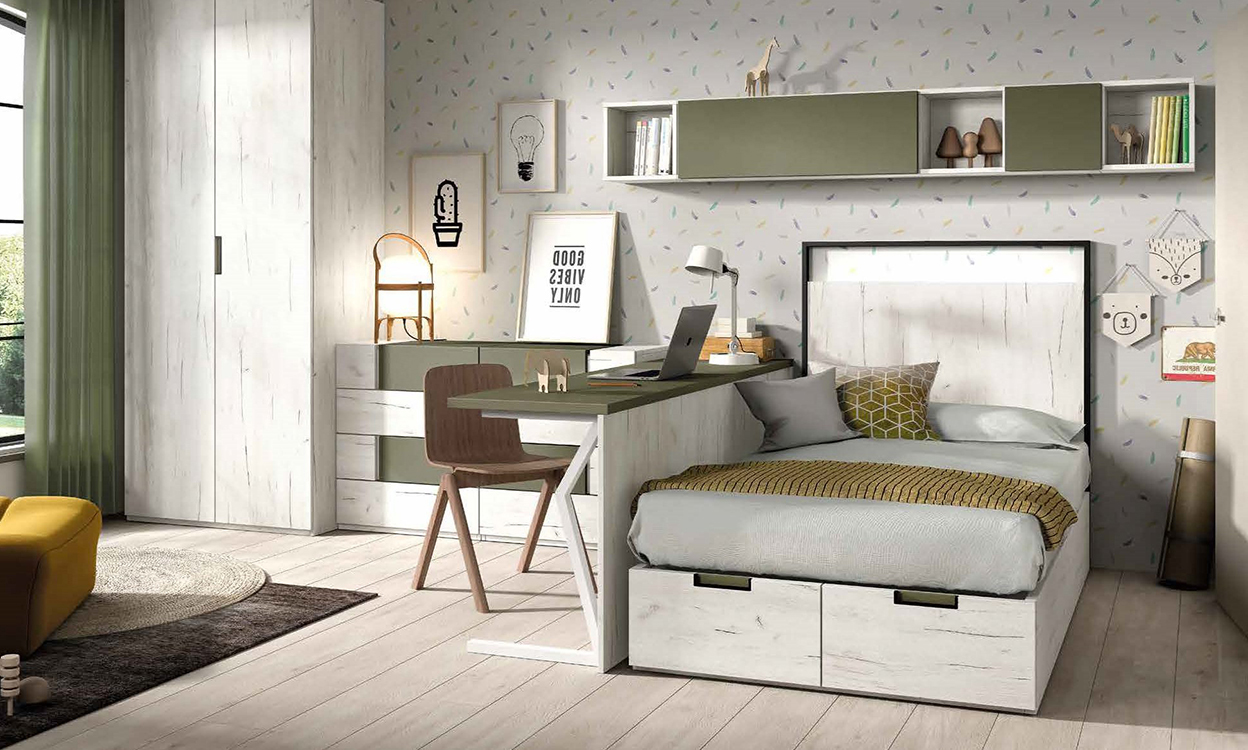 Litera mueble joven dise os arquitect nicos for Mueble joven