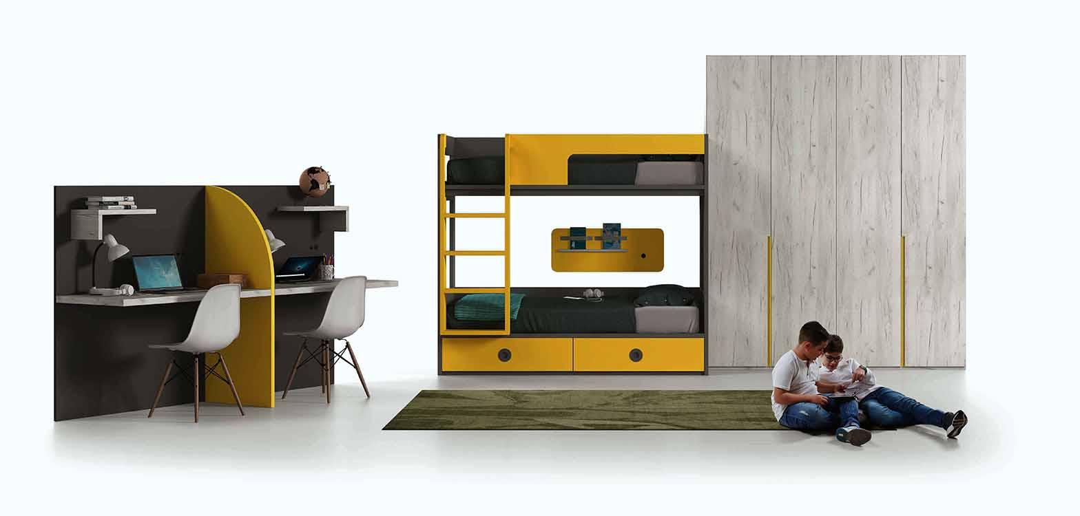 http://www.munozmuebles.net/nueva/catalogo/juveniles-macizos.html - Fotografías con  muebles robustos cerca de Móstoles