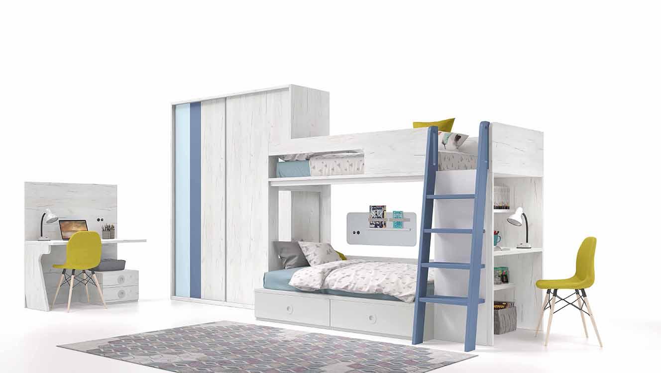 Linea juvenil nuevos muebles share the knownledge for Muebles de cocina fiona