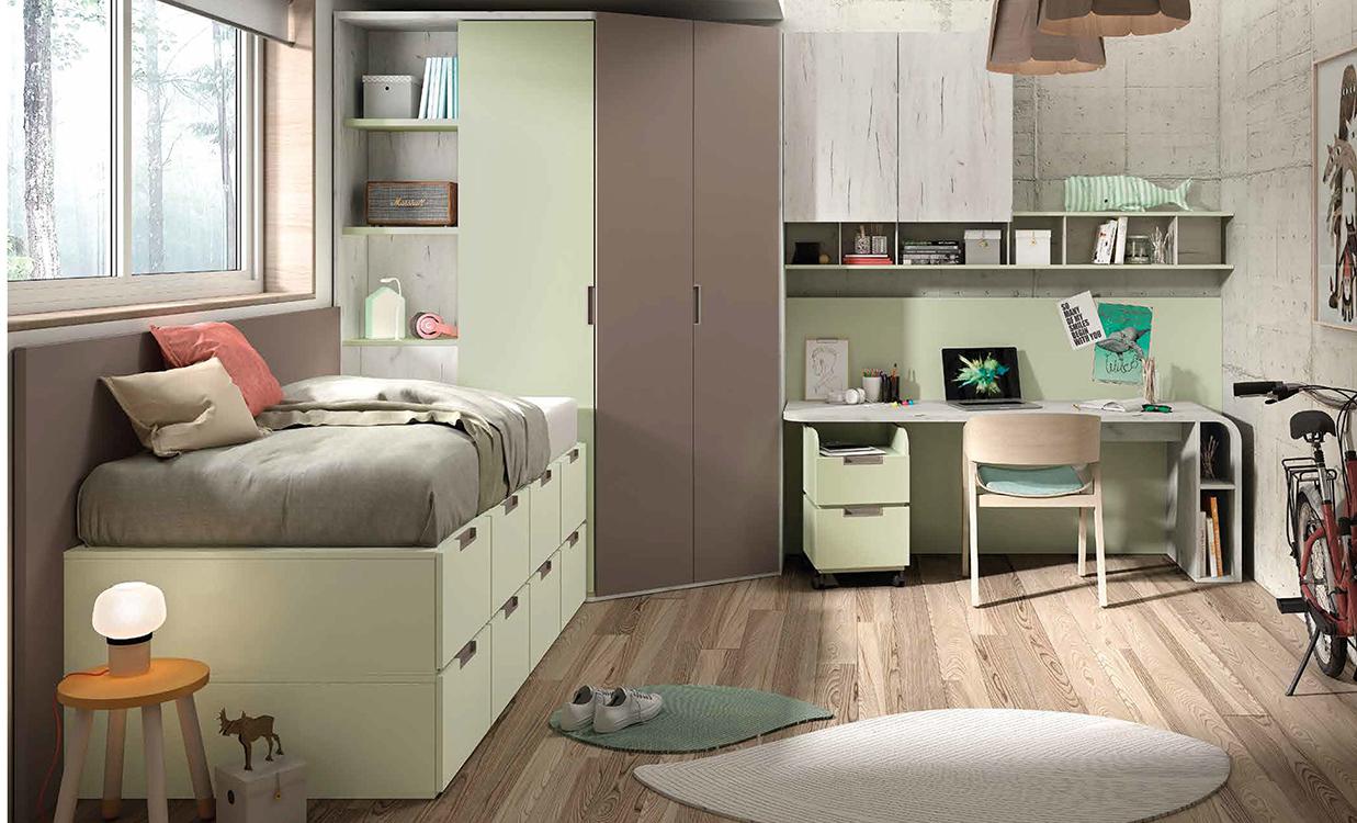 armarios de habitaci�n con fotos