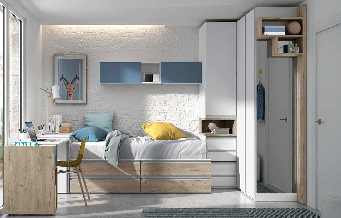 dormitorios muy baratos