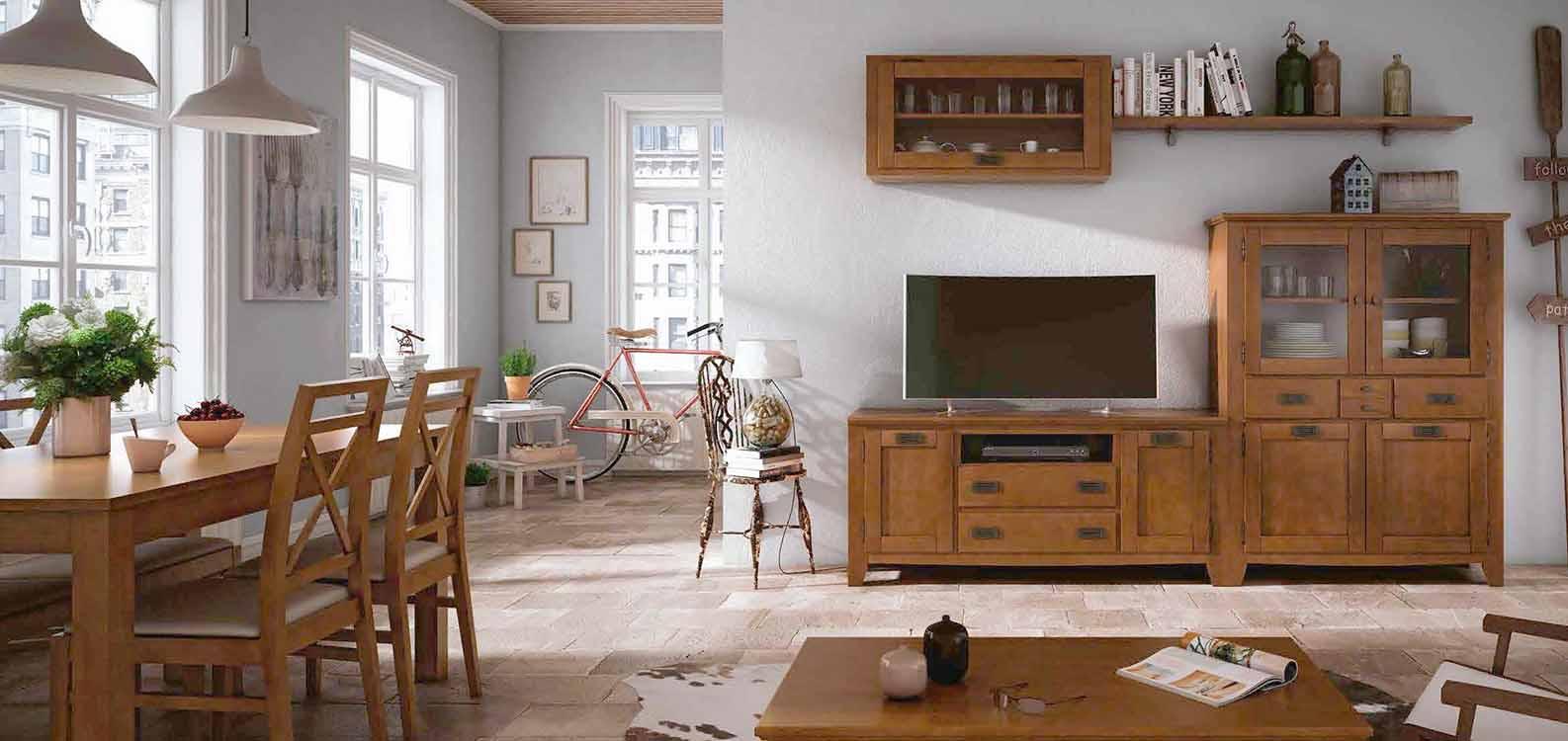 Muebles mu oz cat logo de muebles salones cl sicos for Salones clasicos actualizados