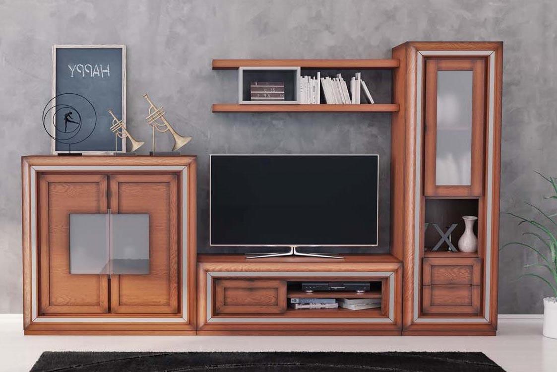 Muebles convencionales - Salones clasicos modernos ...