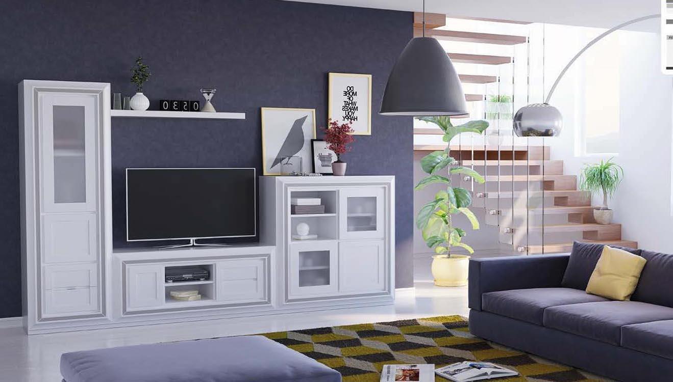 foto de muebles tv diseo