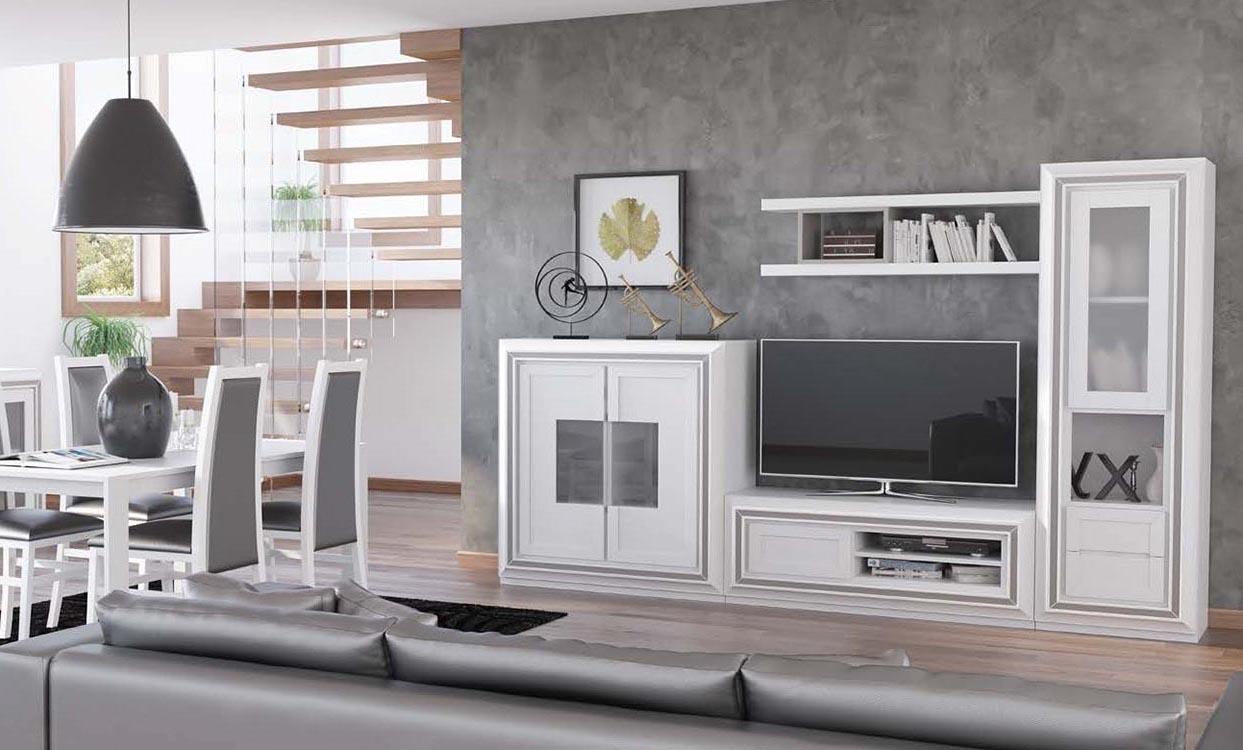 Muebles salones modernos - Muebles salon comedor modernos ...