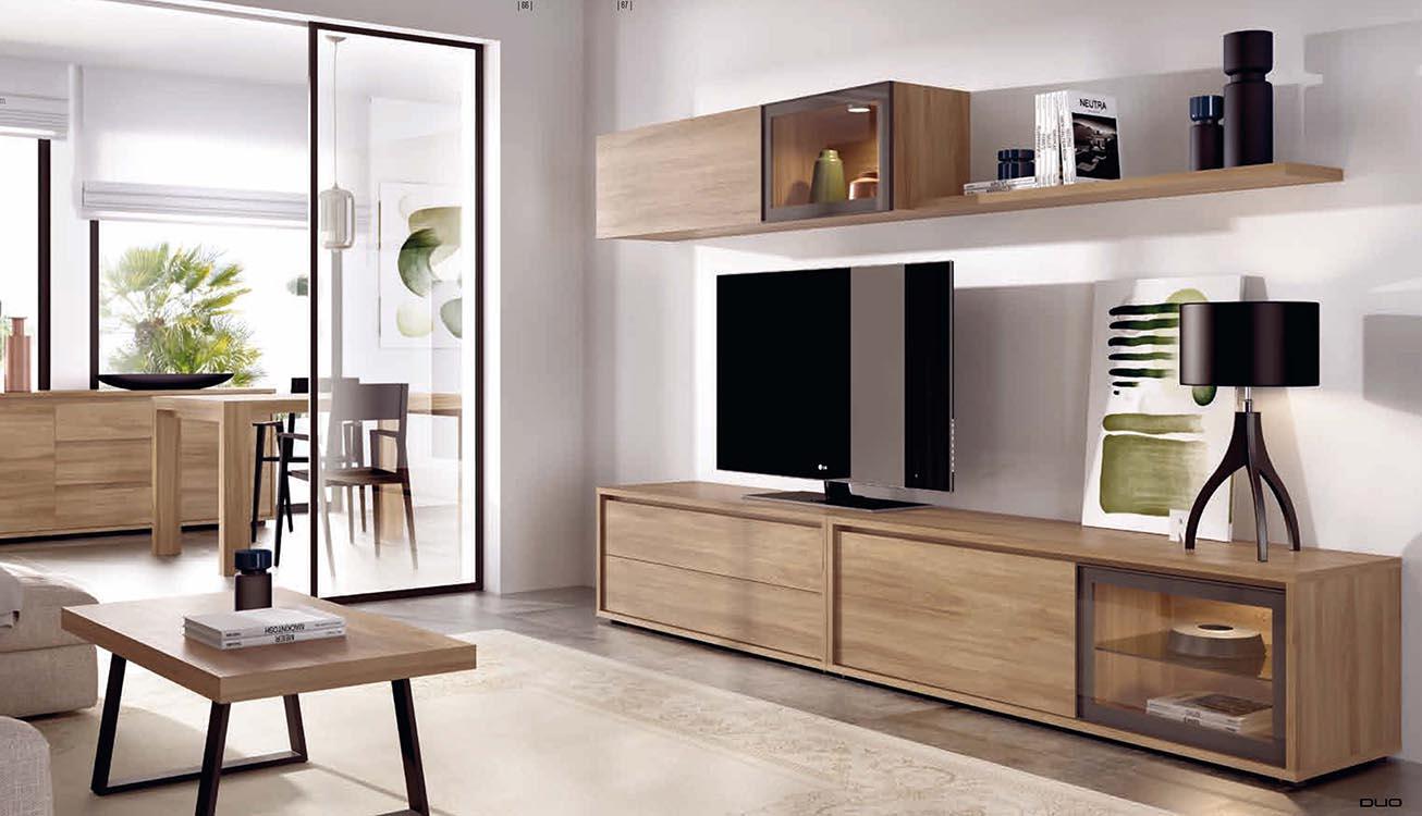 Mesas de tv planos - Salones clasicos modernos ...
