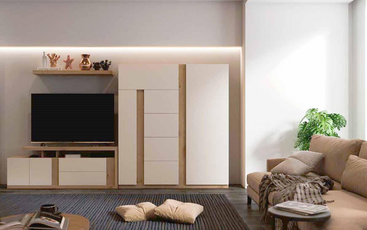 Modulares de madera for Ver modulares modernos