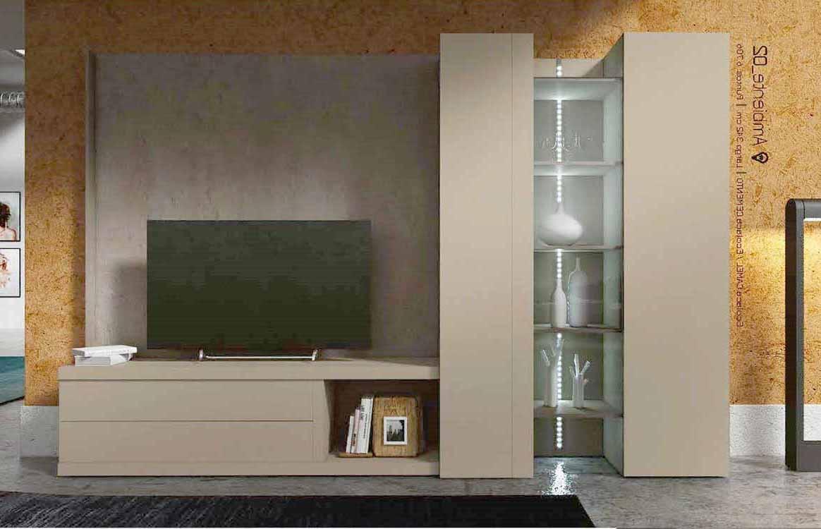 Mesas televisi n baratas for Salones modernos pequenos