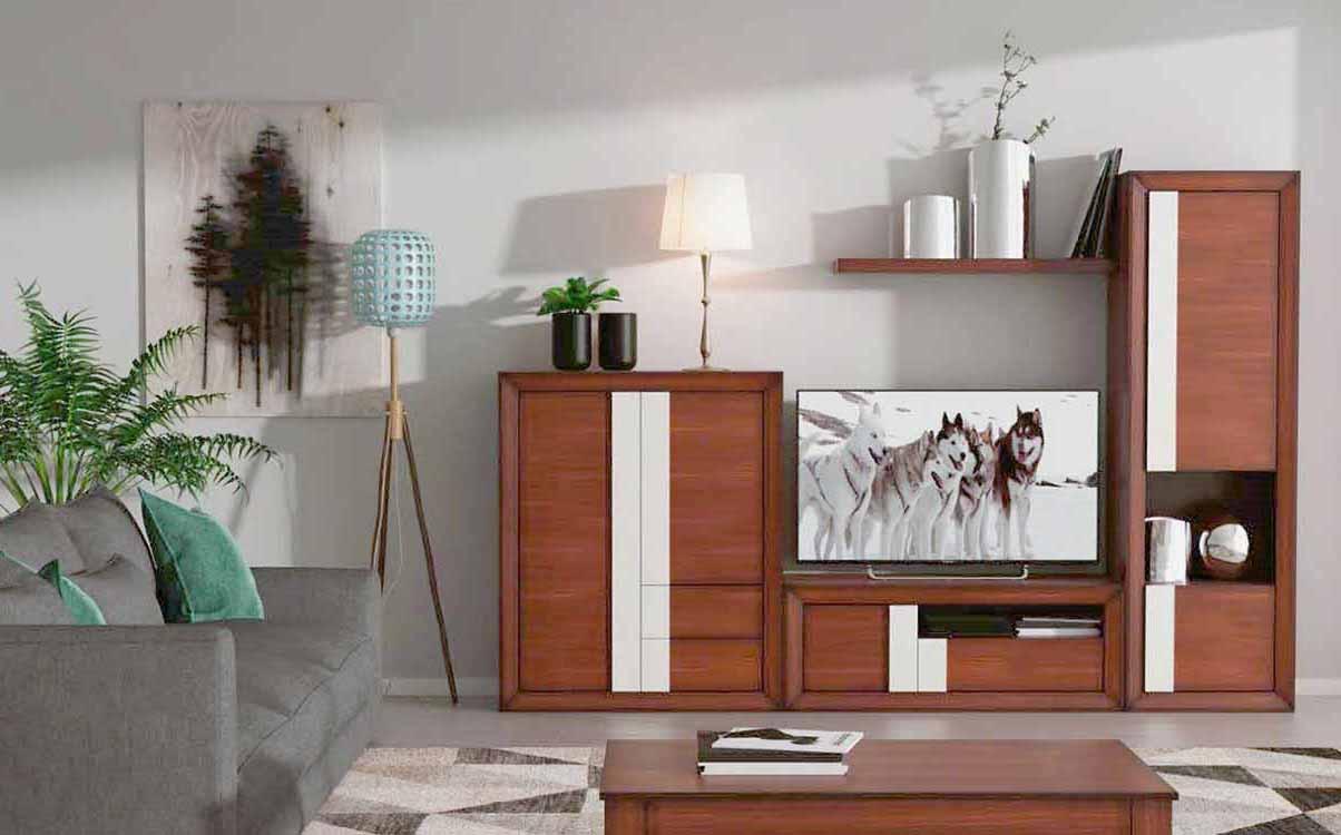Muebles salon diseno baratos 20170805072702 for Salones rusticos baratos