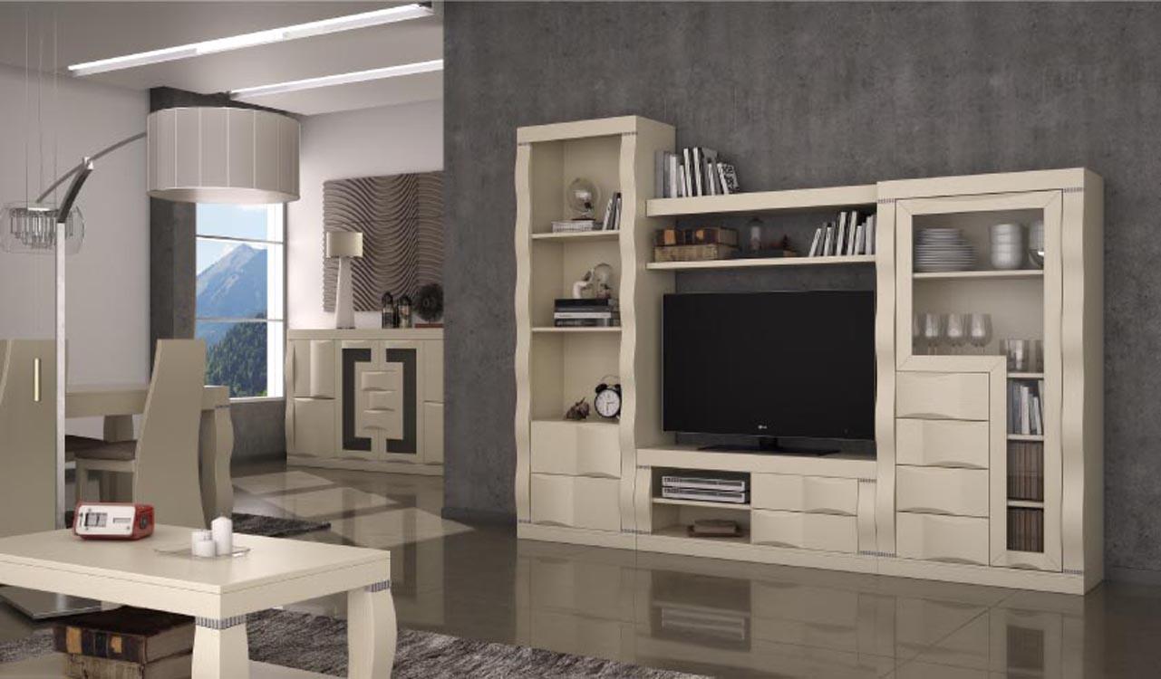 muebles color cerezo: