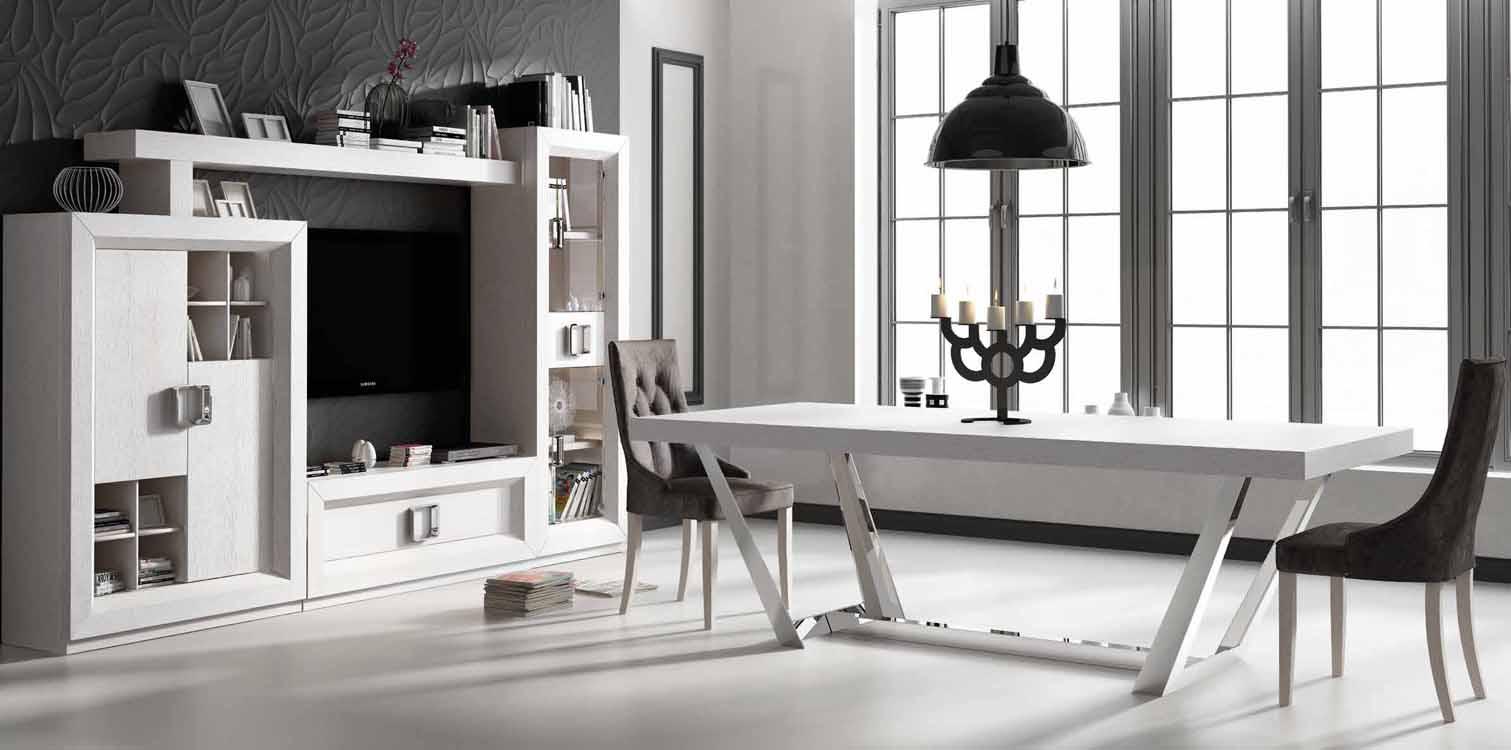 Salones peque os for Muebles de salon pequenos