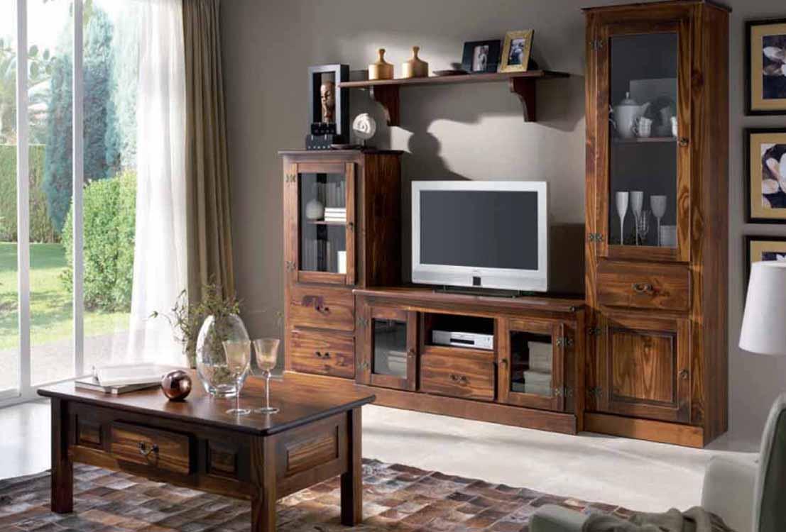 Muebles decorativos en madera for Muebles zapateros decorativos