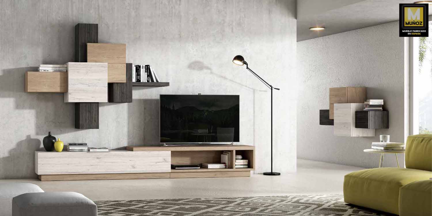 Muebles para tv modernos ideas de disenos for Disenos de muebles para tv minimalistas