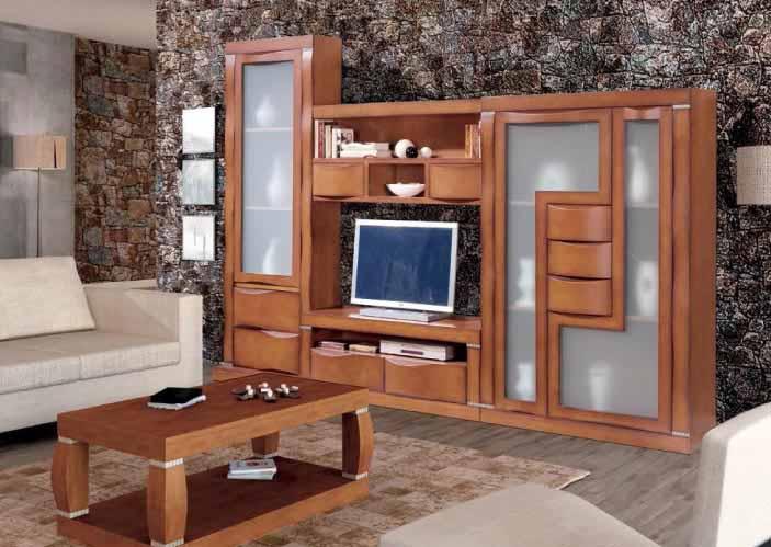 Mesas de tv color cerezo - Muebles de cerezo ...