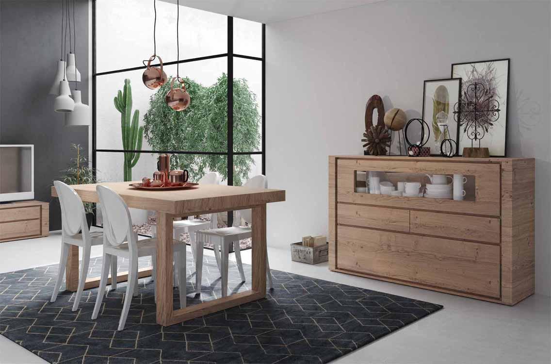 Muebles comedor modernos baratos for Muebles isabelinos baratos